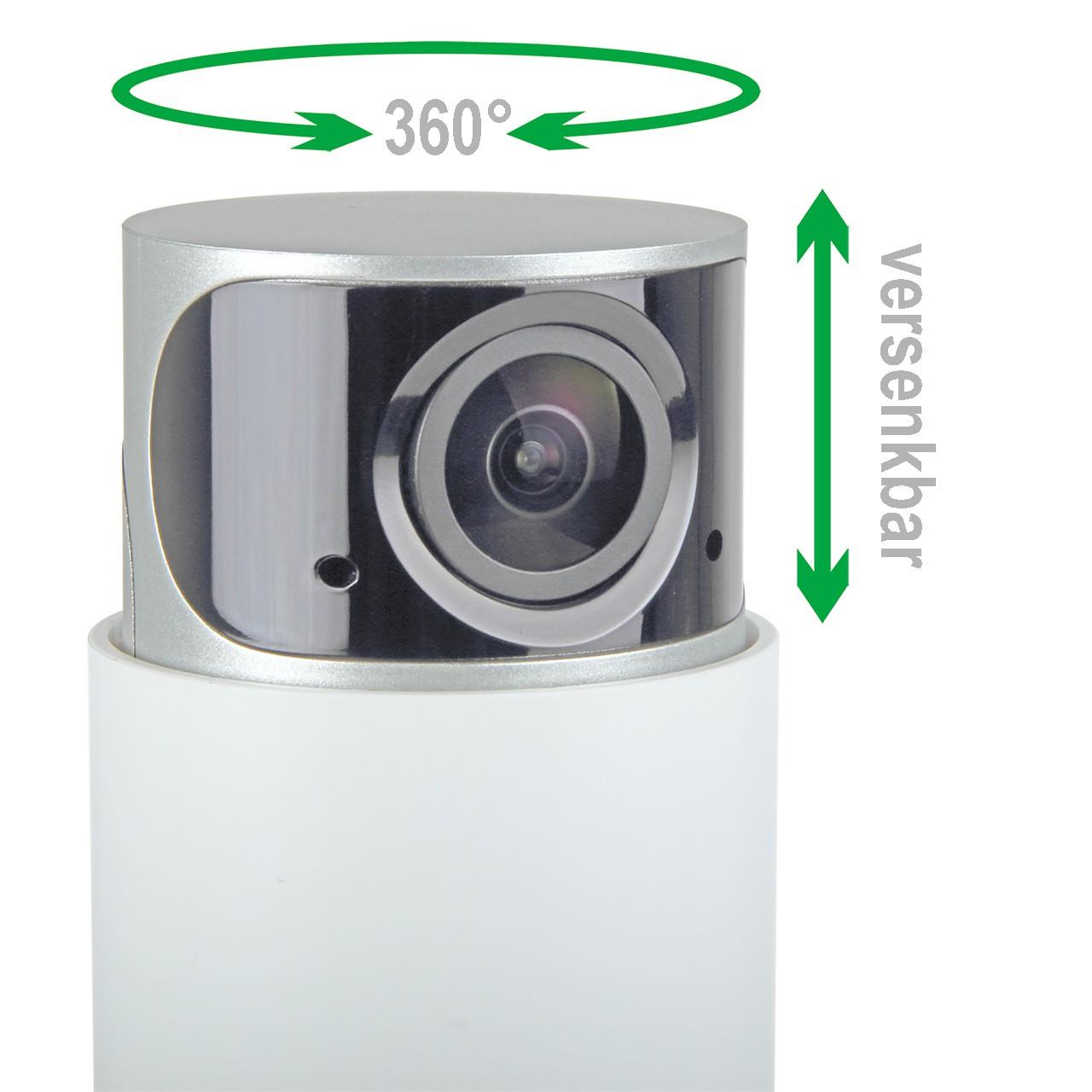 bosch smart home 360 innenkamera vs elektro. Black Bedroom Furniture Sets. Home Design Ideas
