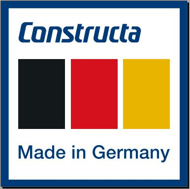 Constructa Herdset CX 124330 Made in Germany