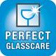 Miele Gescgirrspüler mit Perfect GlassCare. Behutsam und sanft: Die Technologie stellt sicher, dass Ihre Gläser schonend gepflegt werden.