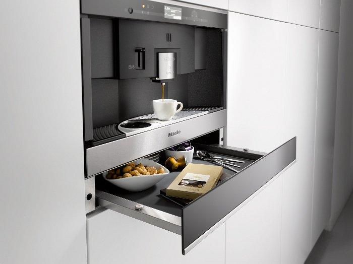 Einbau Kaffeevollautomaten Mit Nespresso System