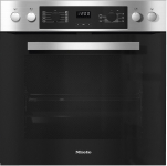 Miele H 2265 EP Active Edelstahl Cleansteel