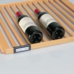 Liebherr Clipbeschriftung für Holzbord