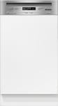 Miele G 4720 SCi integrierbarer Geschirrspüler Edelstahl