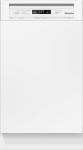 Miele G 4720 SCi integrierbarer Geschirrspüler Brillantweiß
