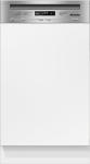 Miele G 4722 SCi integrierbarer Geschirrspüler Edelstahl