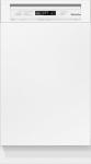 Miele G 4722 SCi integrierbarer Geschirrspüler weiß