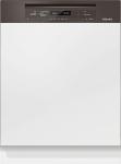 Miele G 6730 SCi integrierbarer Geschirrspüler Havannabraun