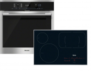 Miele Backofenset H6360BP - KM6357