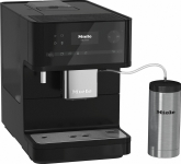 Miele Kaffeevollautomat CM 6350 BlackEdition