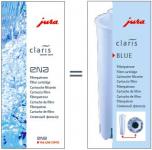 JURA Claris Filterpatronen blue
