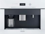 Miele Einbau-Kaffeevollautomat CVA 6401 Brillantweiß
