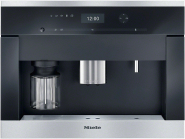 Miele Einbau-Kaffeevollautomat CVA 6405 Edehlstahl Cleansteel