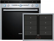 Siemens Extraklasse Herdset EQ951EV03B