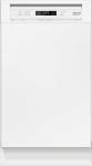 Miele G 4620 SCU Unterbau Geschirrspüler Brilliantweiß