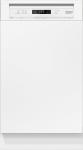 Miele G 4620 SCi integrierbarer Geschirrspüler Brillantweiß