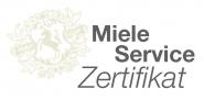Miele Service Zertifikat 5 Jahre