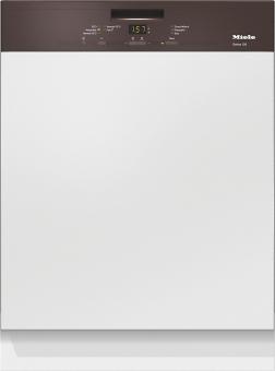 Miele G 4943 SCi Series 120 integrierbarer Geschirrspüler Havannabraun