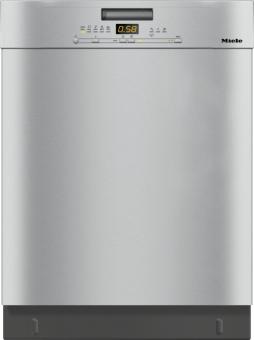 Miele G 5000 SCU Active Unterbau Geschirrspüler Edelstahl