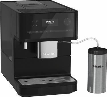 Miele Kaffeevollautomat CM 6350 BlackEdition