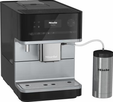 Miele Kaffeevollautomat CM 6350 Obsidianschwarz