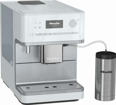 Miele Kaffeevollautomat CM 6350 Lotosweiß