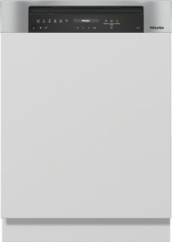 Miele G 7315 SCi XXL AutoDos integrierbarer Geschirrspüler Edelstahl