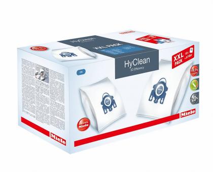Miele XXL-Pack HyClean 3D GN Staubbeutel 4x4