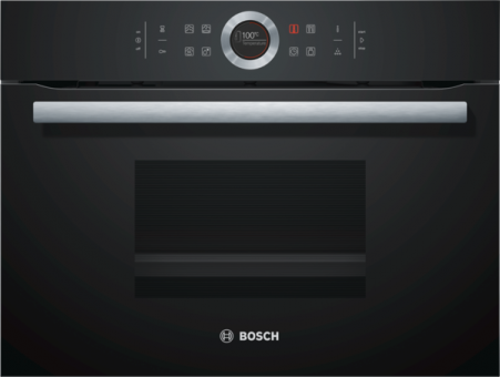 Bosch Dampfgarer Serie 8 CDG634BB1 schwarz