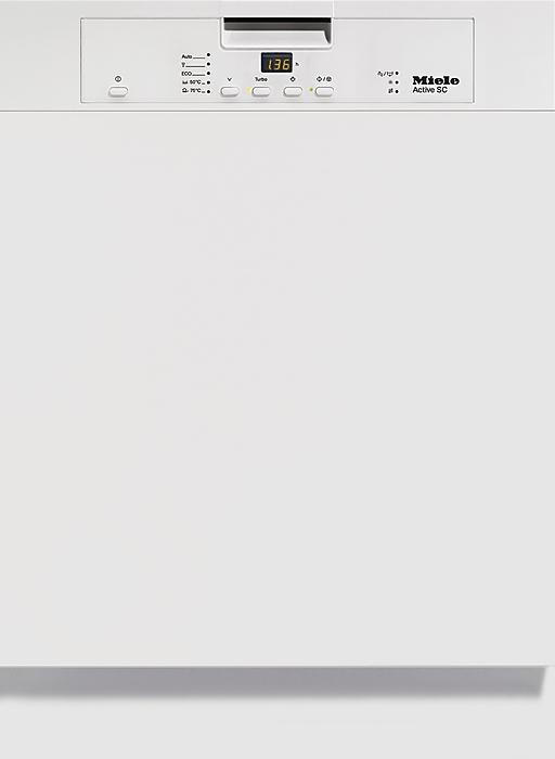 Miele geschirrspuler g 4203 i quotactivequot brillantweiss vs for Miele geschirrspüler
