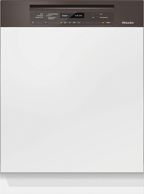 miele g 6730 sci integrierbarer geschirrsp ler havannabraun vs elektro. Black Bedroom Furniture Sets. Home Design Ideas