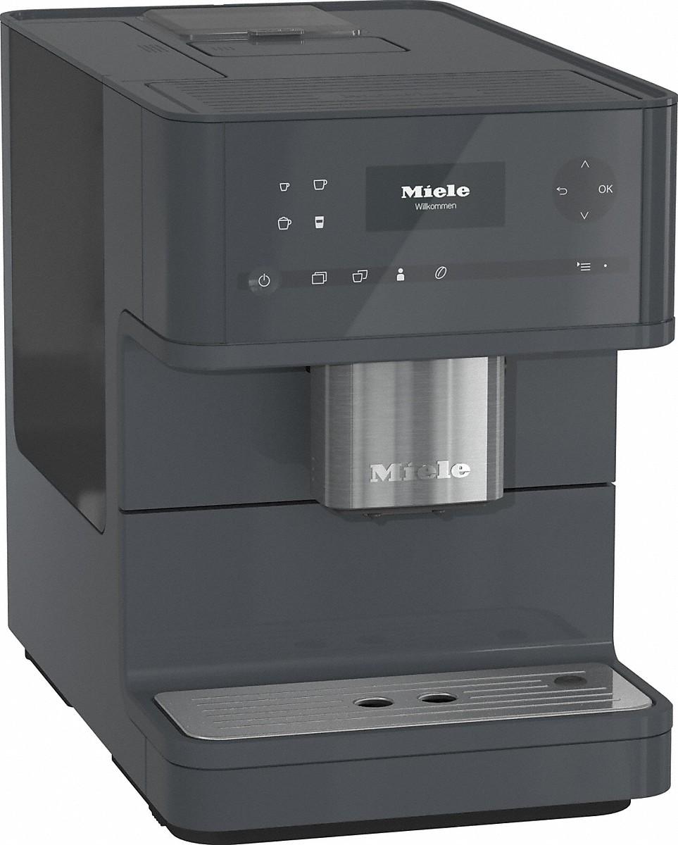 miele kaffeevollautomat cm 6150 graphitgrau vs elektro. Black Bedroom Furniture Sets. Home Design Ideas