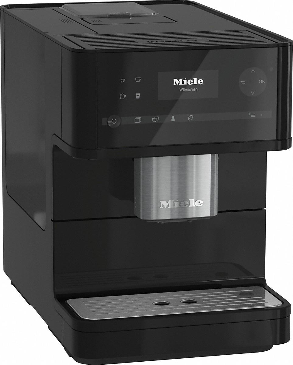 miele kaffeevollautomat cm 6150 obsidianschwarz vs elektro. Black Bedroom Furniture Sets. Home Design Ideas