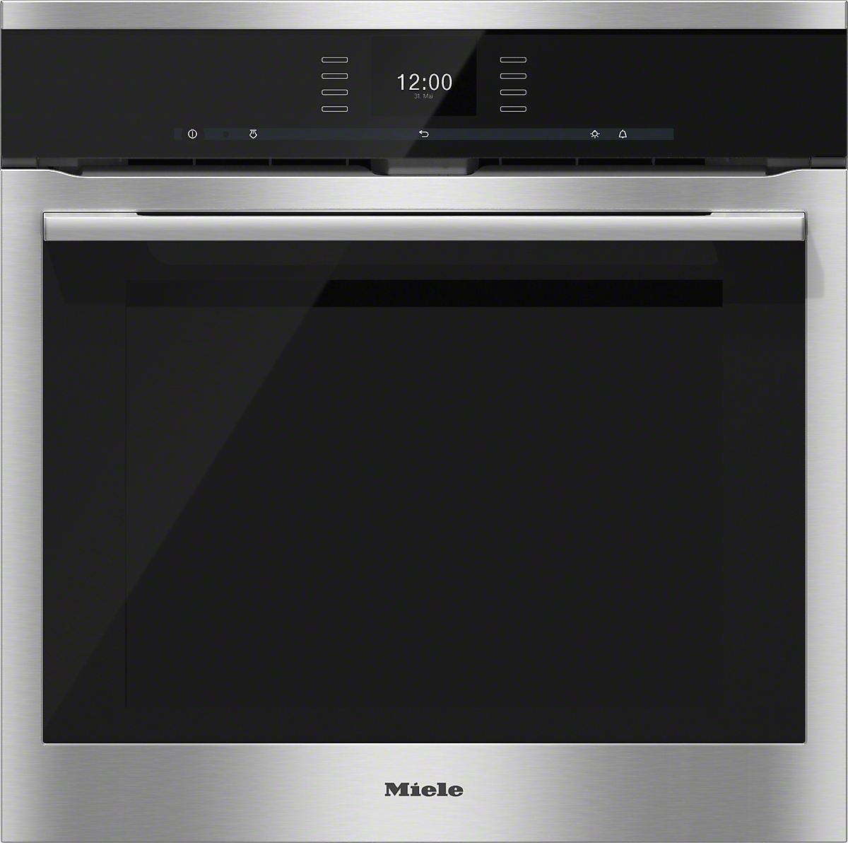 miele h2561b d 230 50 backofen elektro 76 l 7. Black Bedroom Furniture Sets. Home Design Ideas