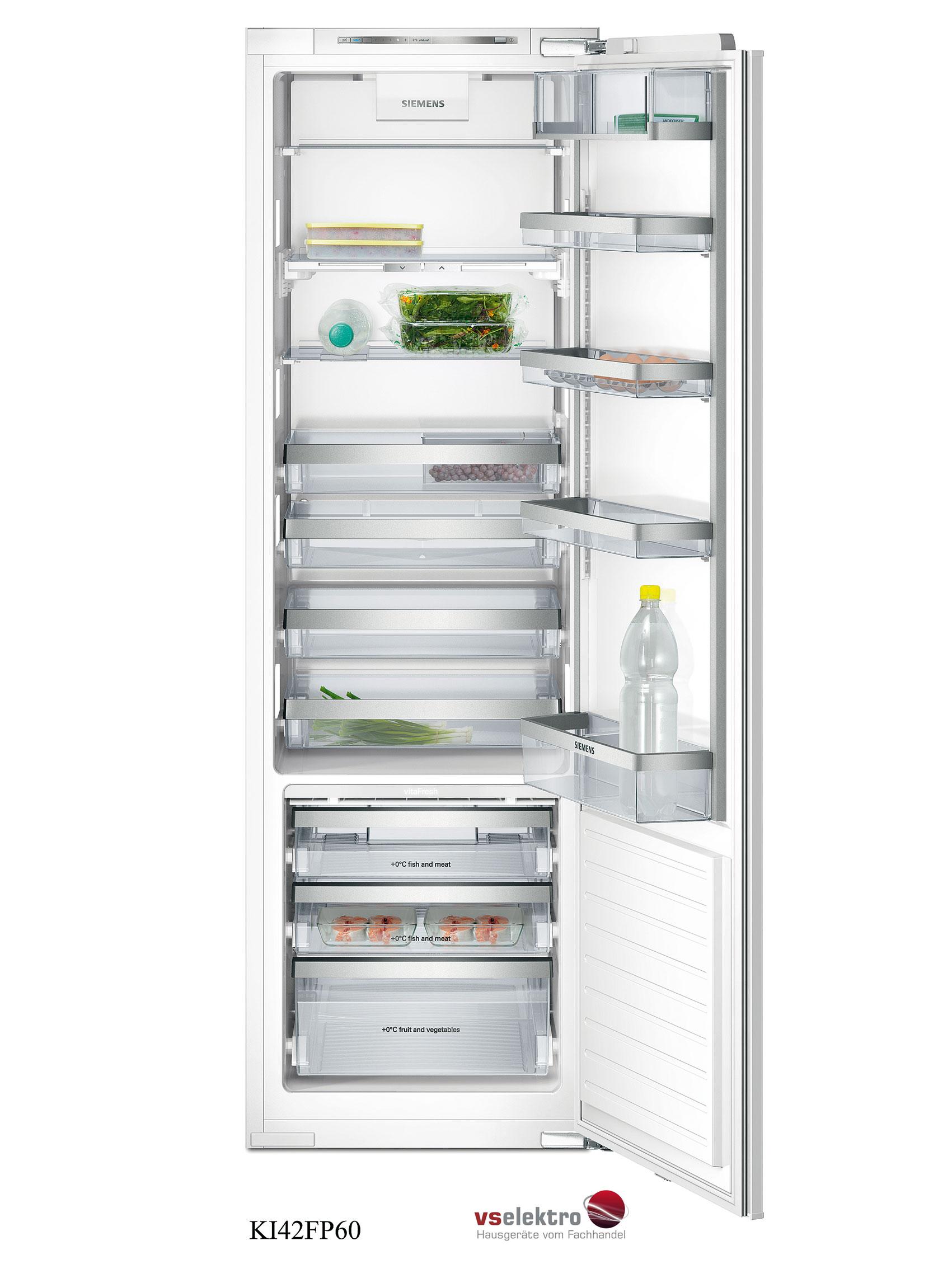 Siemens Einbau-Kühlschrank KI42FP60 mit Vitafresh | VS Elektro