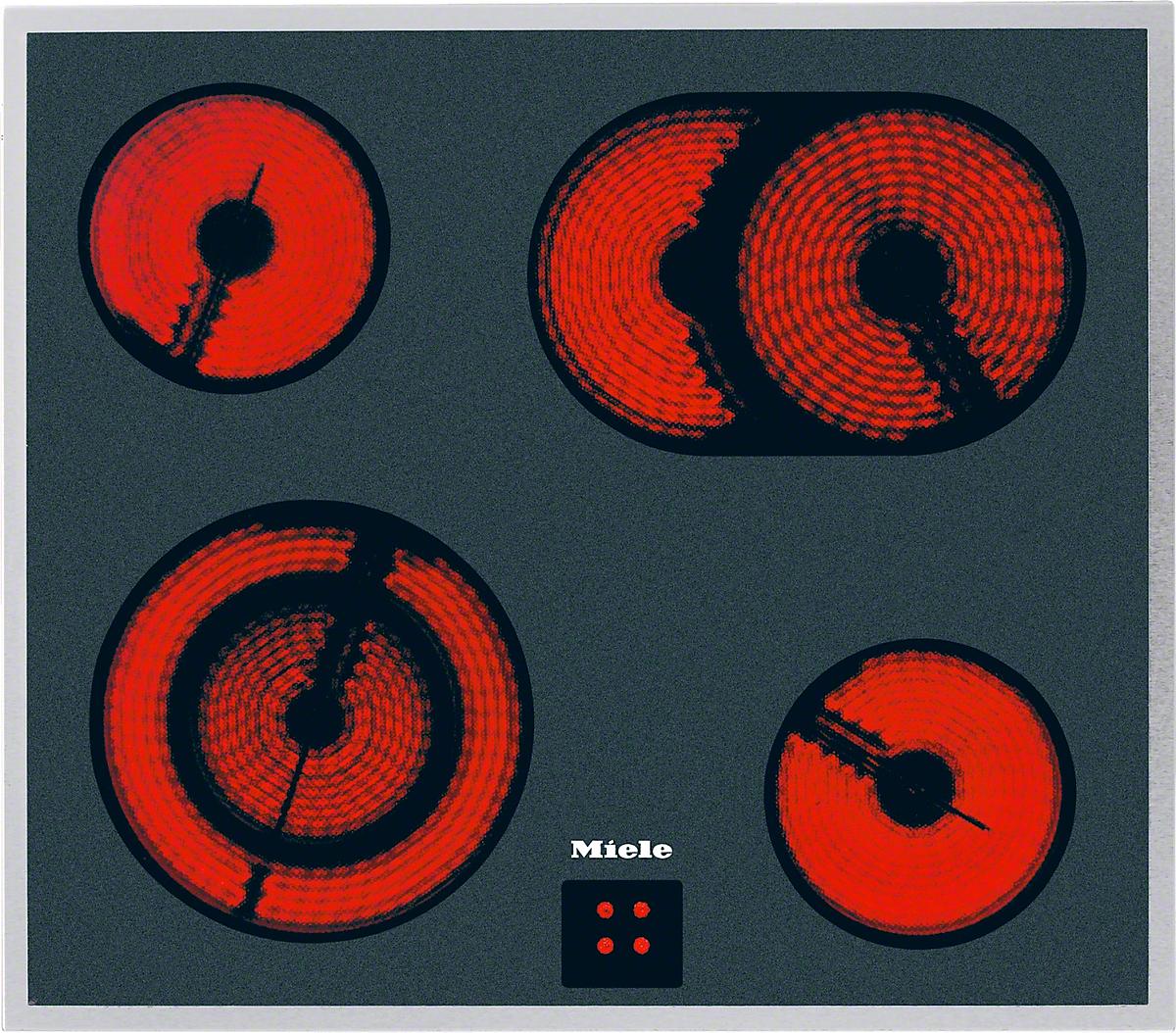 miele kochfeld km 6013 lightprint vs elektro. Black Bedroom Furniture Sets. Home Design Ideas