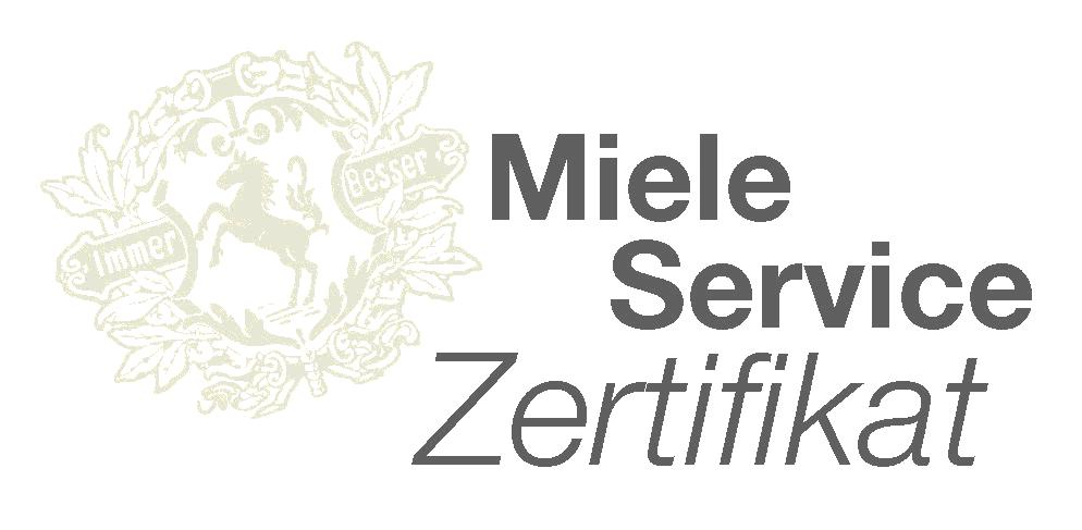 miele service zertifikat 5 jahre vs elektro. Black Bedroom Furniture Sets. Home Design Ideas