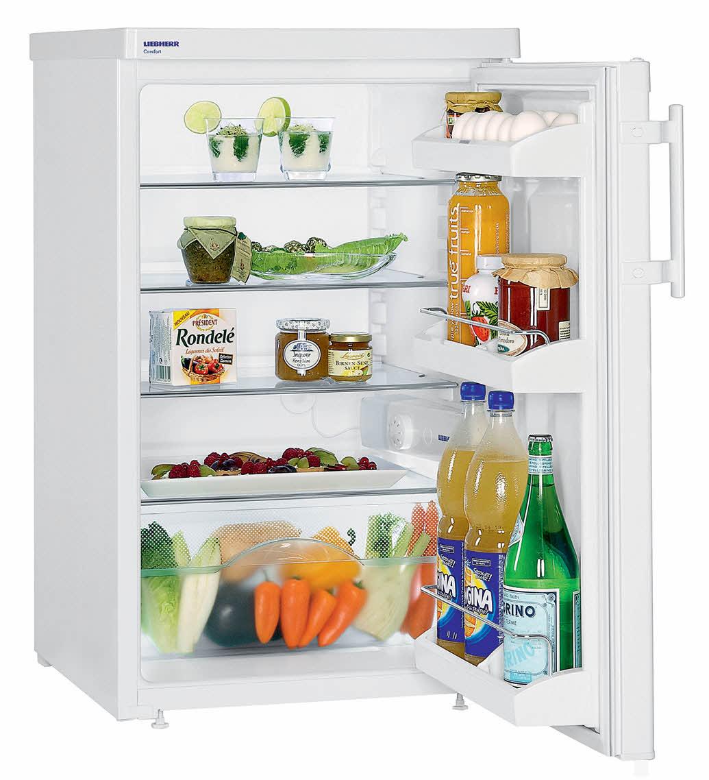 Liebherr kuhlschrank t 1410 comfort vs elektro for Liebherr kühlschrank einbauger t