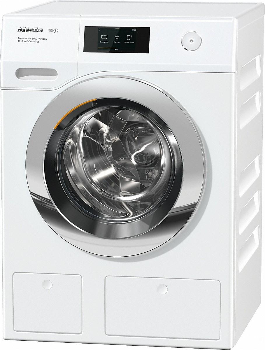 Miele Waschmaschine WCR 870 WPS TwinDos, PowerWash 2.0 und WiFiConn@ct