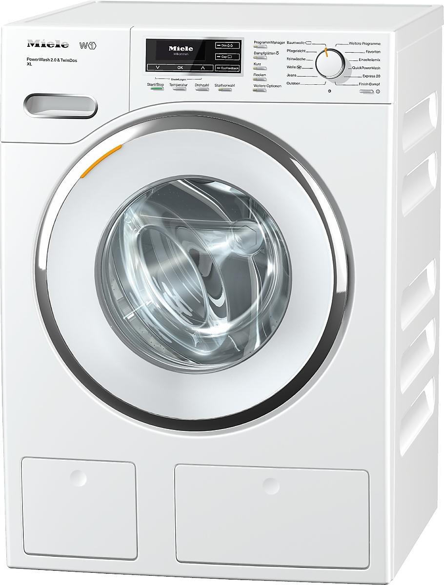 miele waschmaschine wmr 861 wps vs elektro. Black Bedroom Furniture Sets. Home Design Ideas