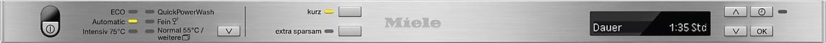 miele g 6775 scvi xxl vollintegrierbarer geschirrsp ler vs elektro. Black Bedroom Furniture Sets. Home Design Ideas
