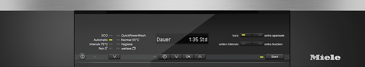 miele g 6825 sci xxl integrierbarer geschirrsp ler vs elektro. Black Bedroom Furniture Sets. Home Design Ideas