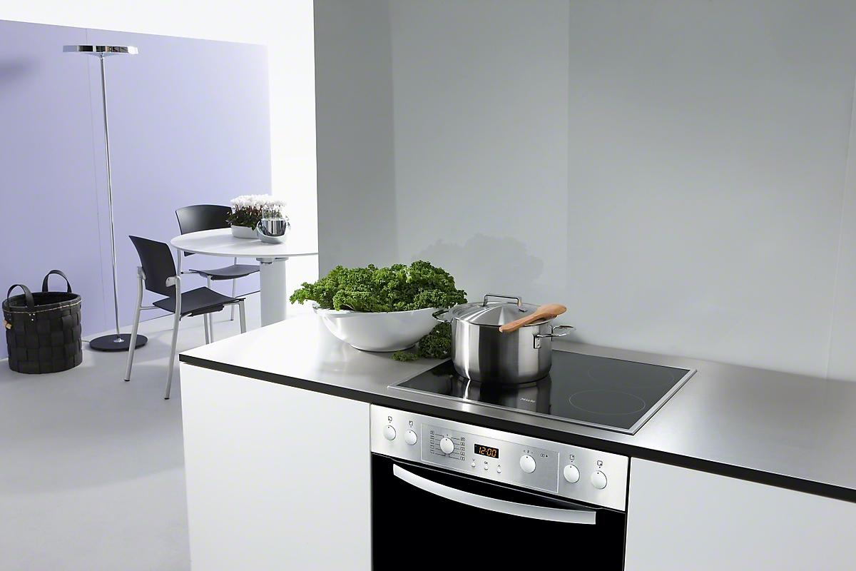 miele kochfeld km 6002 lightprint vs elektro. Black Bedroom Furniture Sets. Home Design Ideas