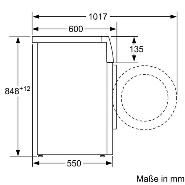 constructa waschmaschine cwf14n00 vs elektro. Black Bedroom Furniture Sets. Home Design Ideas