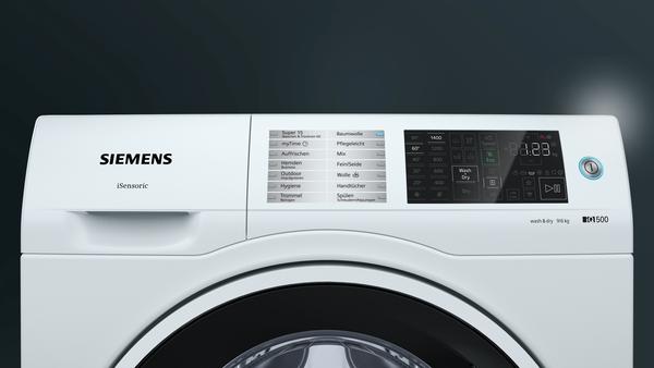 Siemens wd 14u540 extraklasse waschtrockner vs elektro