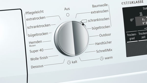 Siemens wärmepumpentrockner wt45rv80 vs elektro