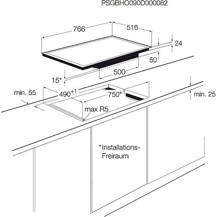 aeg backofenset bsmx858739 exclusiv vs elektro. Black Bedroom Furniture Sets. Home Design Ideas