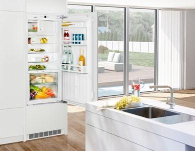 Side By Side Einbau Kühlschrank Liebherr : Liebherr einbaukühlschrank ikbp 2324 comfort vs elektro