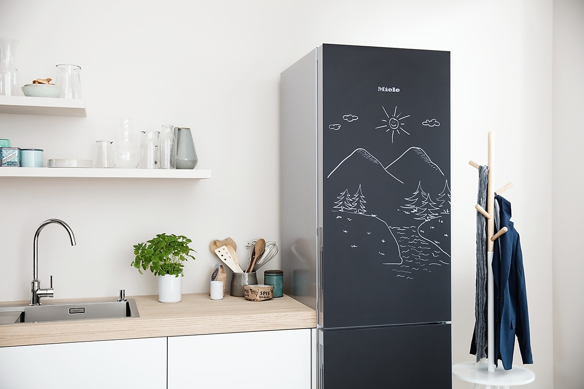 miele stand k hl gefrierkombination kfn 29283 d bb vs elektro. Black Bedroom Furniture Sets. Home Design Ideas