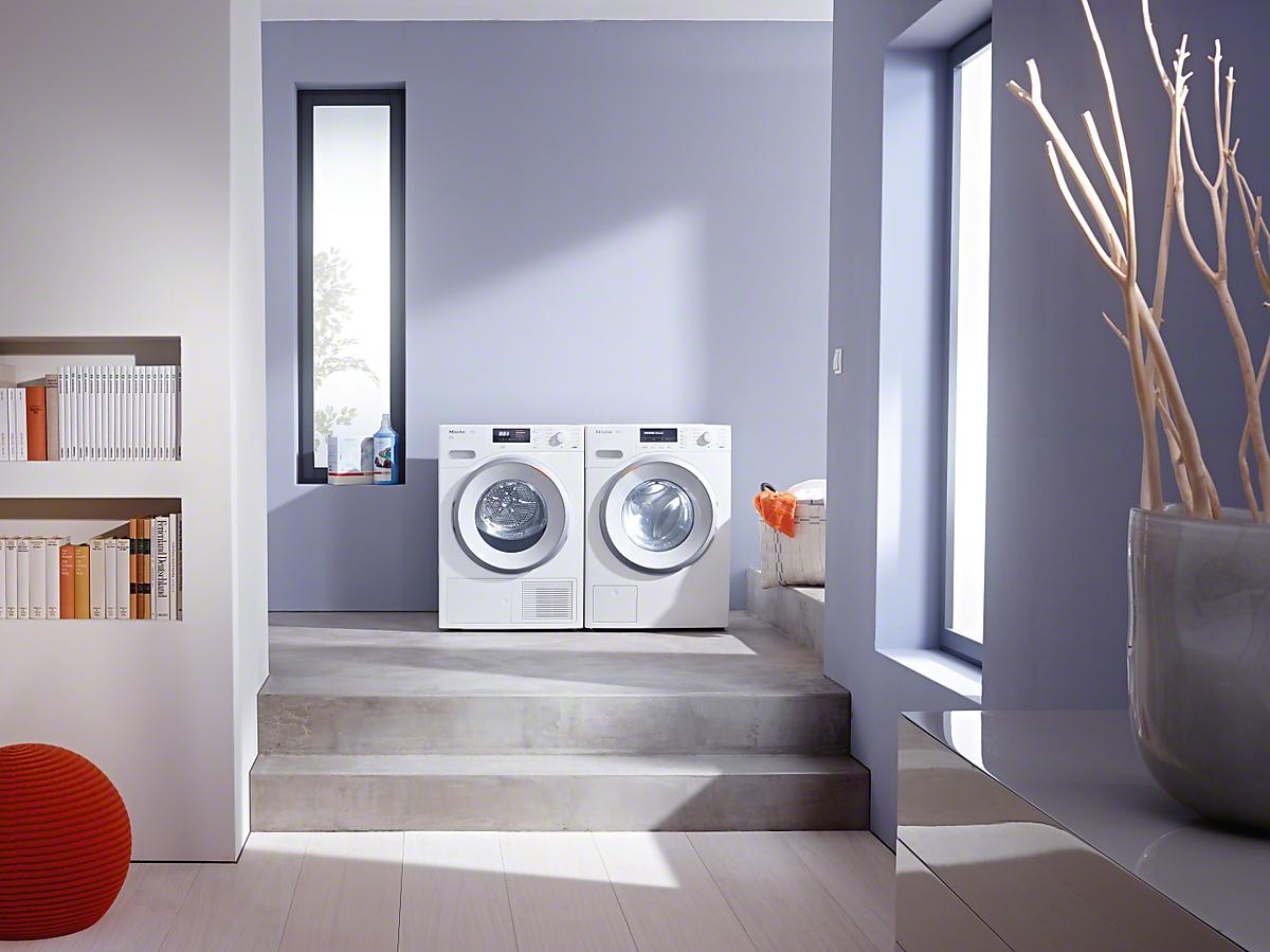 miele w rmepumpentrockner tmb 640 wp vs elektro. Black Bedroom Furniture Sets. Home Design Ideas